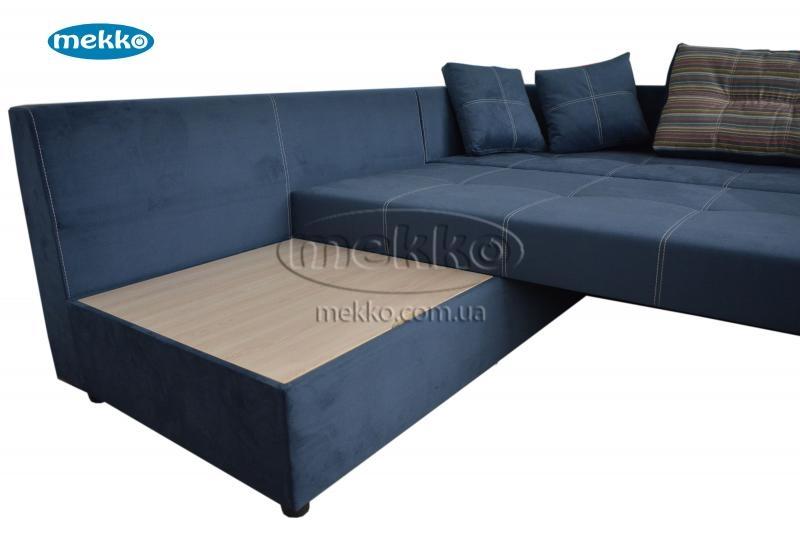 Кутовий диван з поворотним механізмом (Mercury) Меркурій ф-ка Мекко (Ортопедичний) - 3000*2150мм  Долина-17