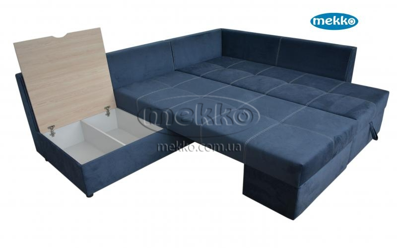 Кутовий диван з поворотним механізмом (Mercury) Меркурій ф-ка Мекко (Ортопедичний) - 3000*2150мм  Долина-19