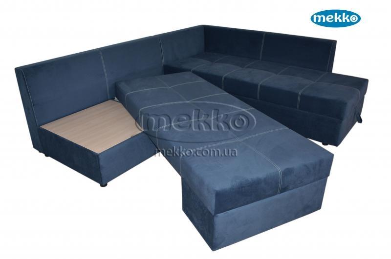 Кутовий диван з поворотним механізмом (Mercury) Меркурій ф-ка Мекко (Ортопедичний) - 3000*2150мм  Долина-15